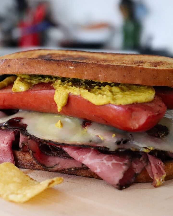 Sailor Sandwich