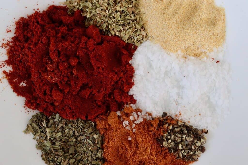 Blackening spices