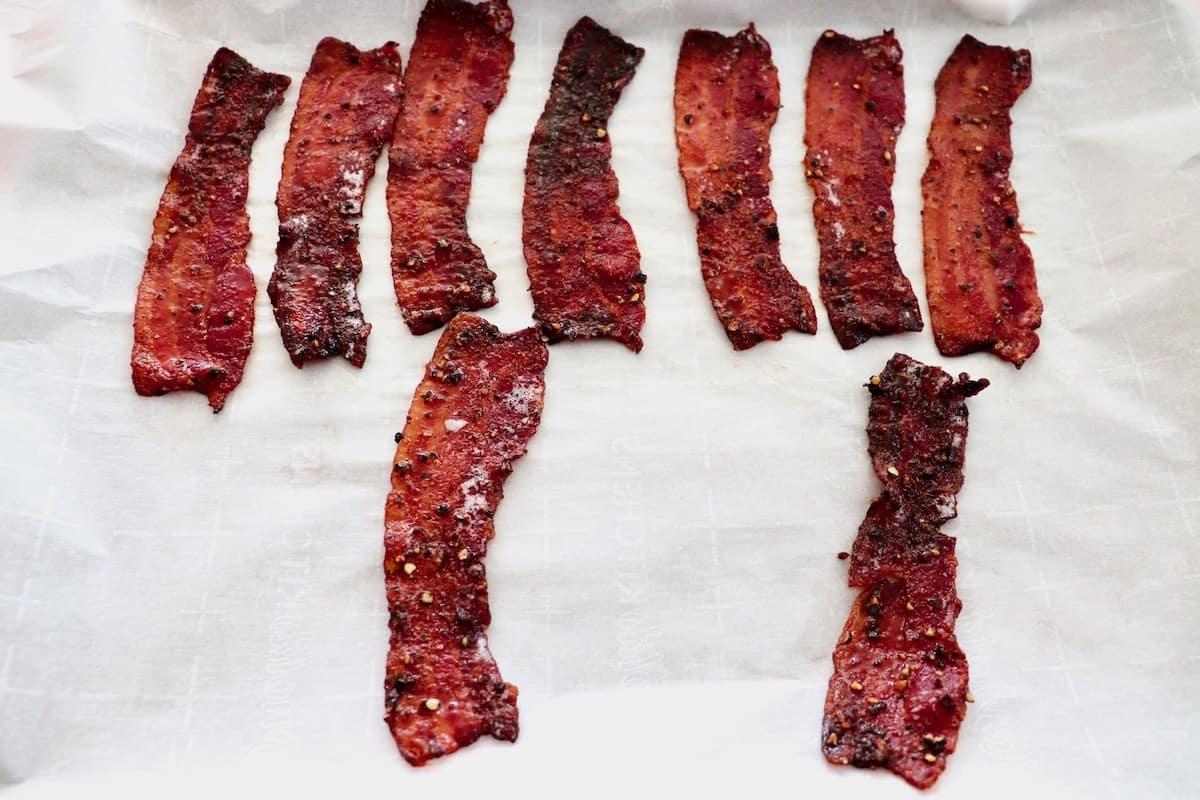 Brown Sugar Smoked Maple Bacon
