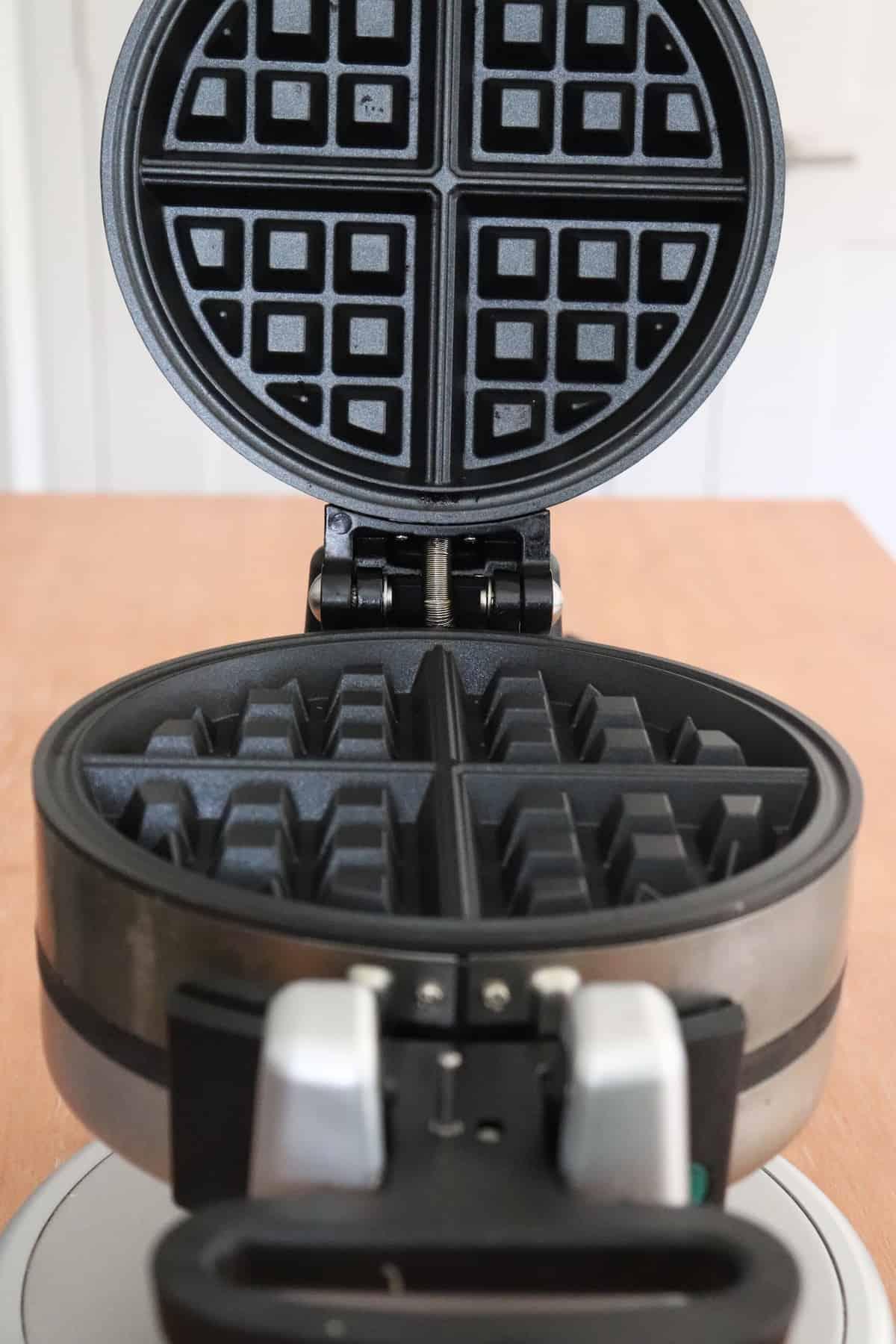Cuisinart double waffle maker