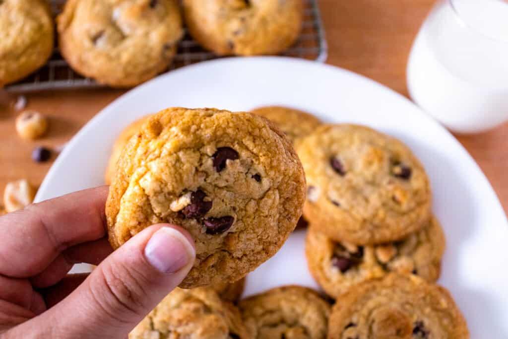 Sampling a cookie