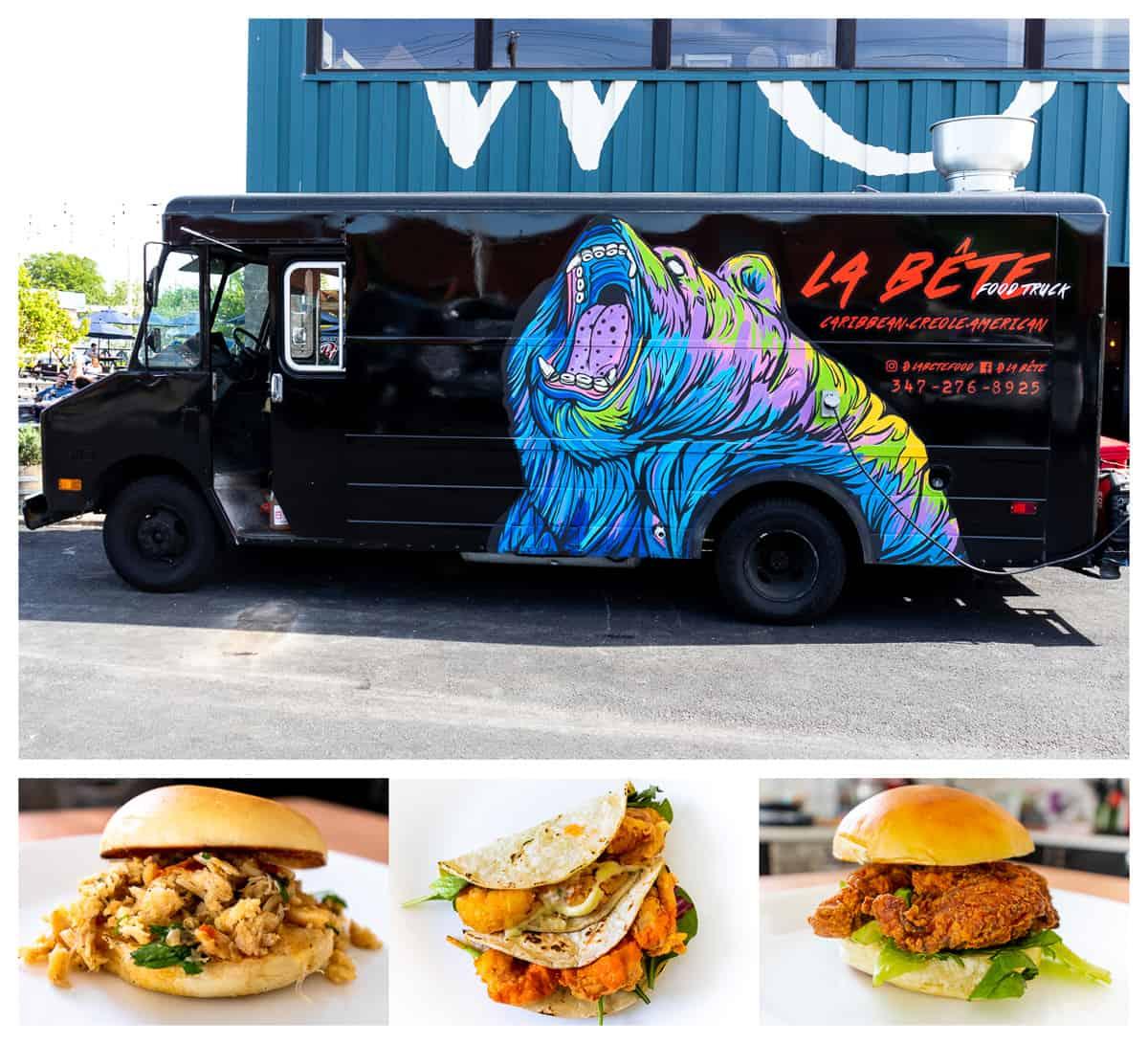 La Bête Food Truck