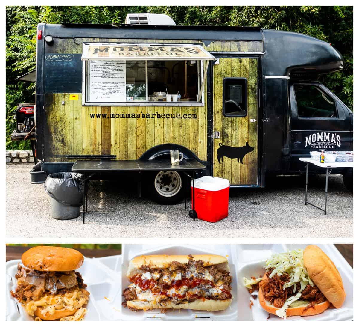 Momma's Barbecue Food Truck RVA